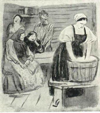 Женские образы в поэме «Кому на Руси жить хорошо»